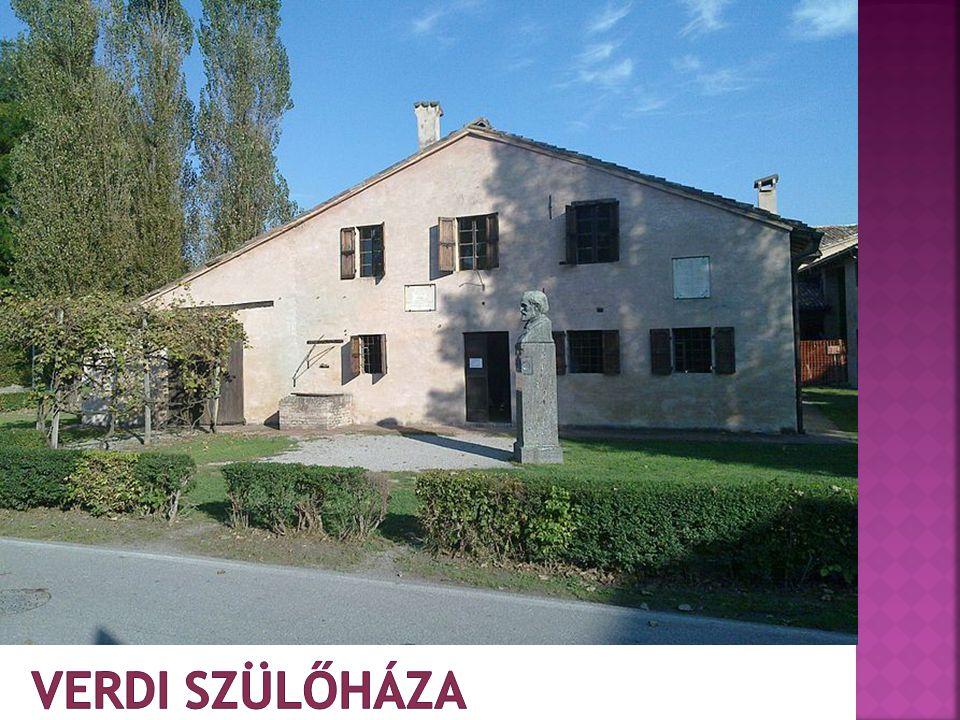 Verdi szülőháza