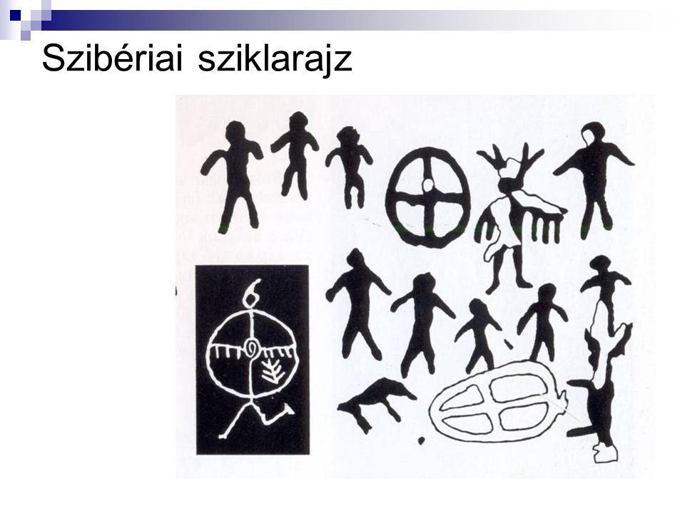 Szibériai sziklarajz