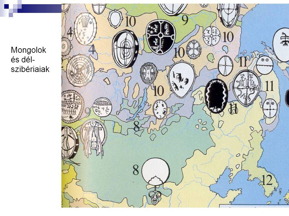 Mongolok és dél-szibériaiak