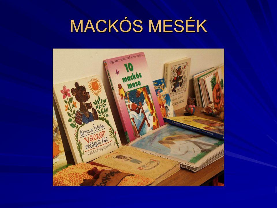 MACKÓS MESÉK