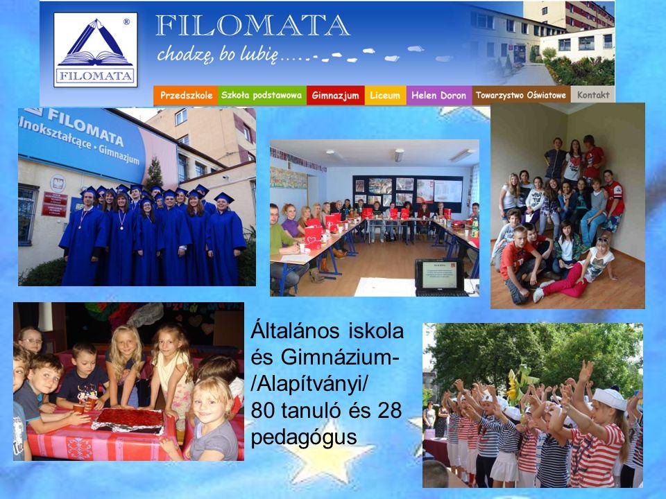 FILOMATA ISKOLA - Gliwice