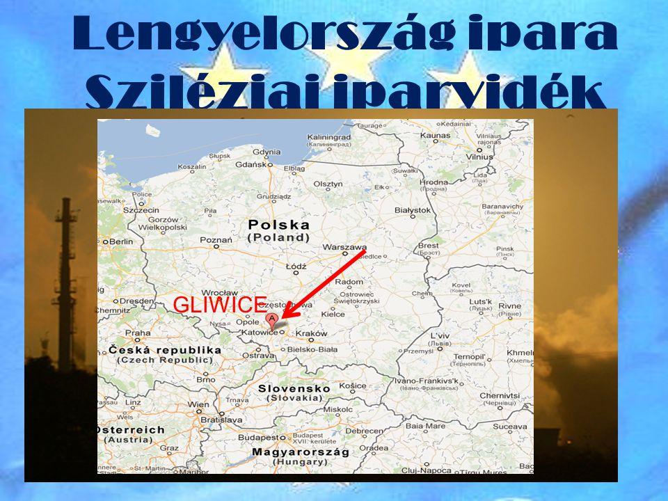 Lengyelország ipara Sziléziai iparvidék