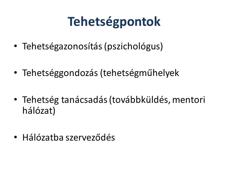 Tehetségpontok Tehetségazonosítás (pszichológus)