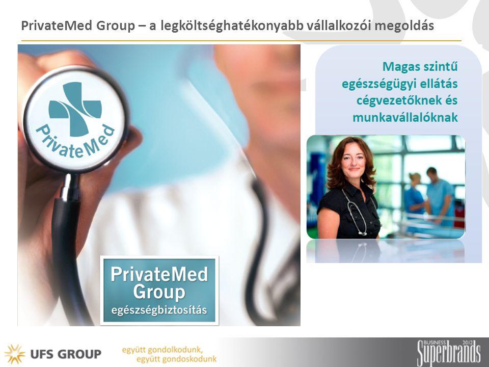 PrivateMed Group – a legköltséghatékonyabb vállalkozói megoldás