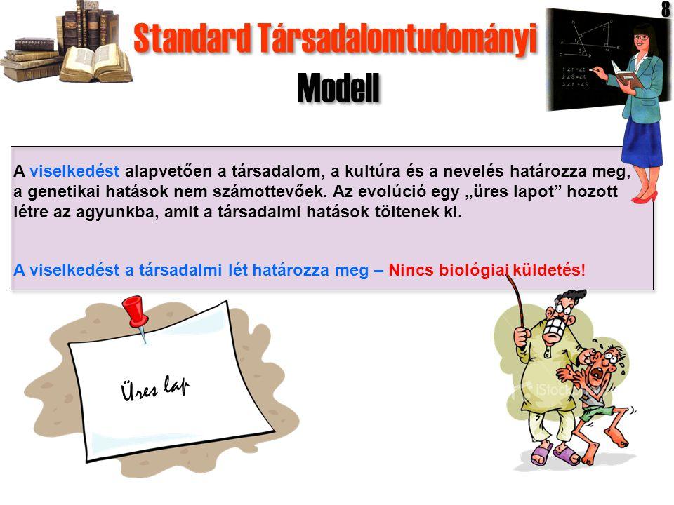 Standard Társadalomtudományi