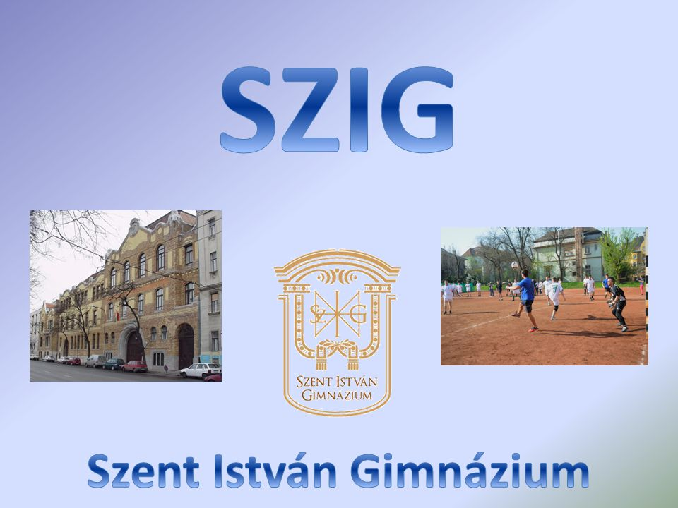 Szent István Gimnázium