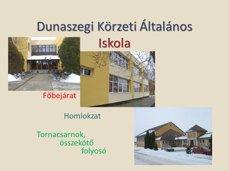 Dunaszegi Körzeti Általános Iskola