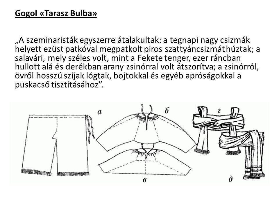 Gogol «Tarasz Bulba»
