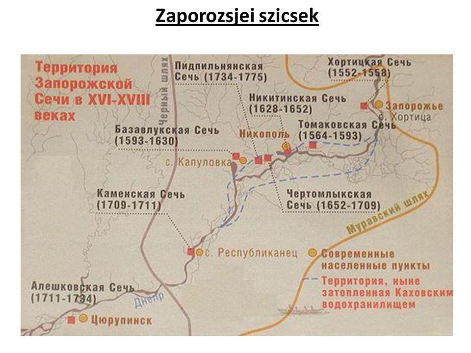 Zaporozsjei szicsek