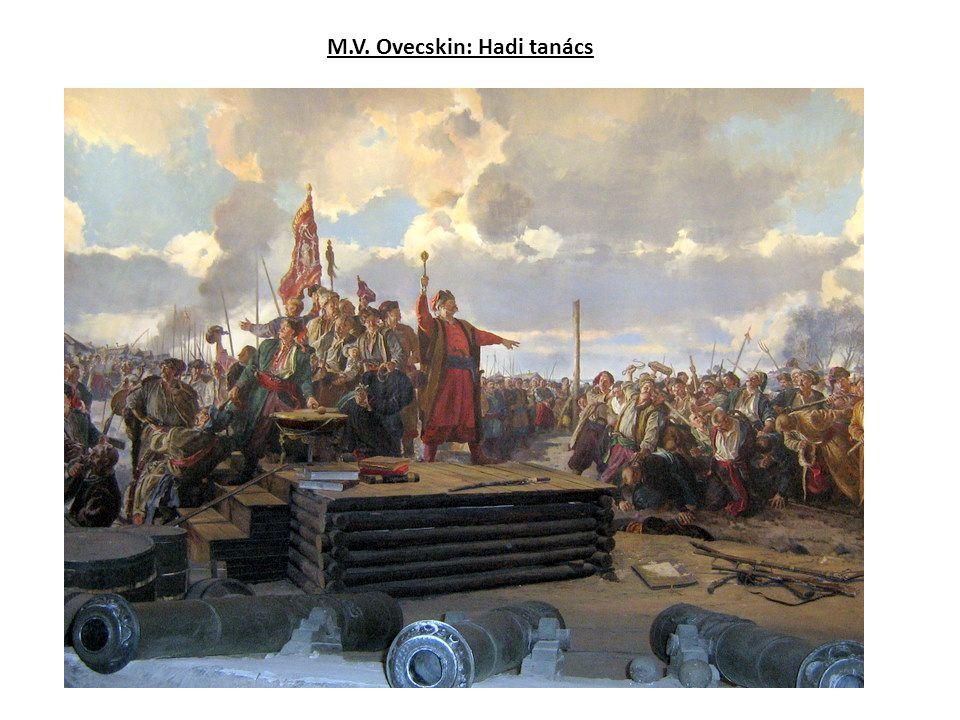 M.V. Ovecskin: Hadi tanács
