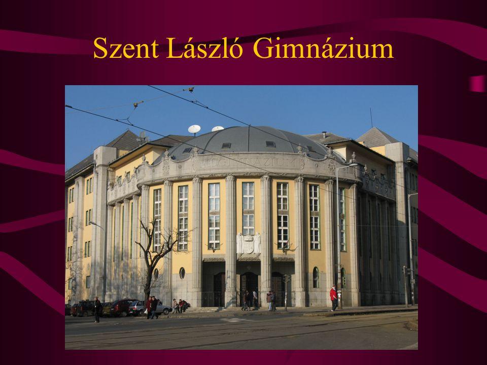 Szent László Gimnázium