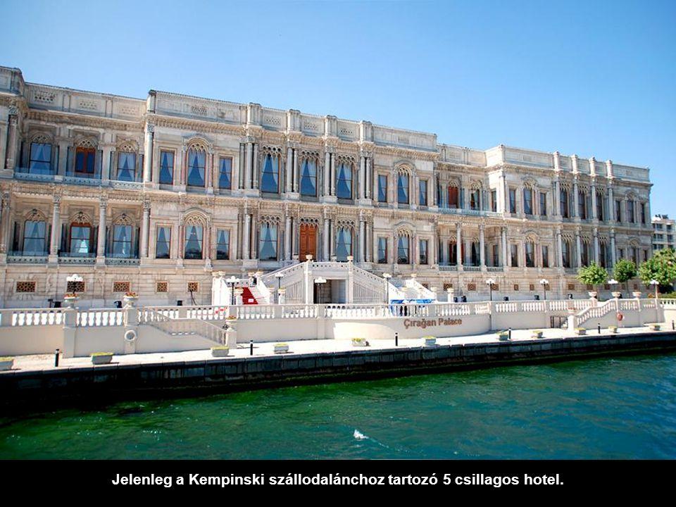 Jelenleg a Kempinski szállodalánchoz tartozó 5 csillagos hotel.