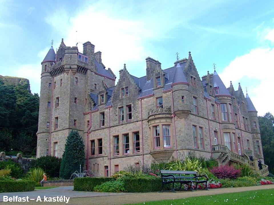 Belfast – A kastély