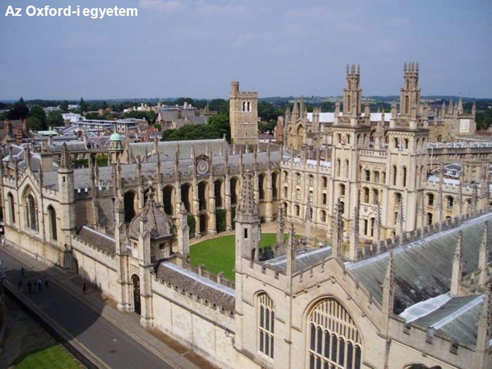 Az Oxford-i egyetem