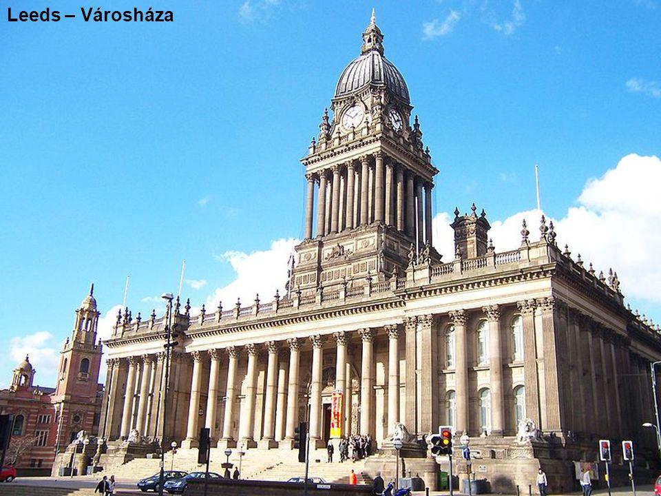 Leeds – Városháza