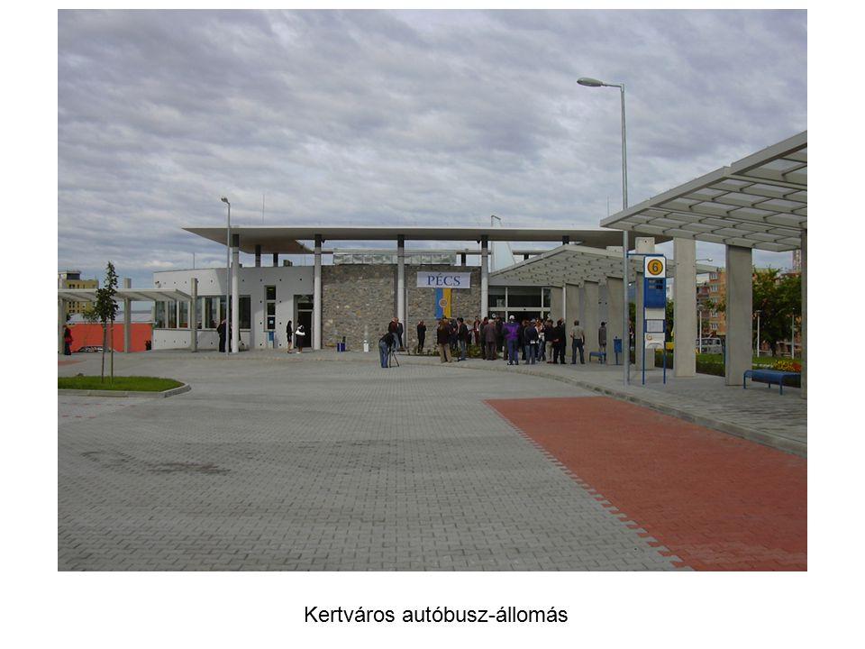 Kertváros autóbusz-állomás