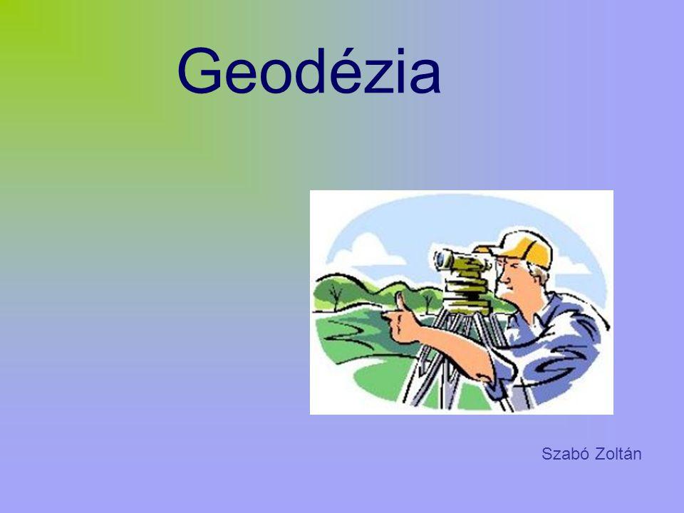 Geodézia Szabó Zoltán