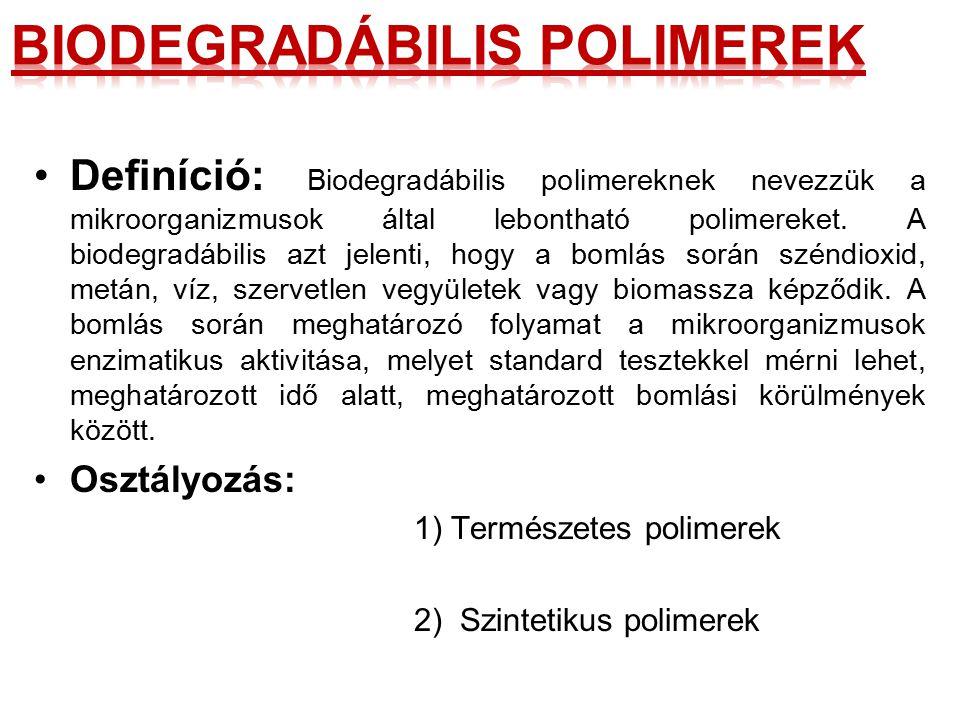 Biodegradábilis polimerek