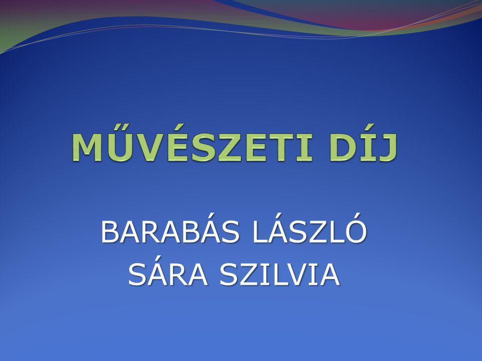 BARABÁS LÁSZLÓ SÁRA SZILVIA