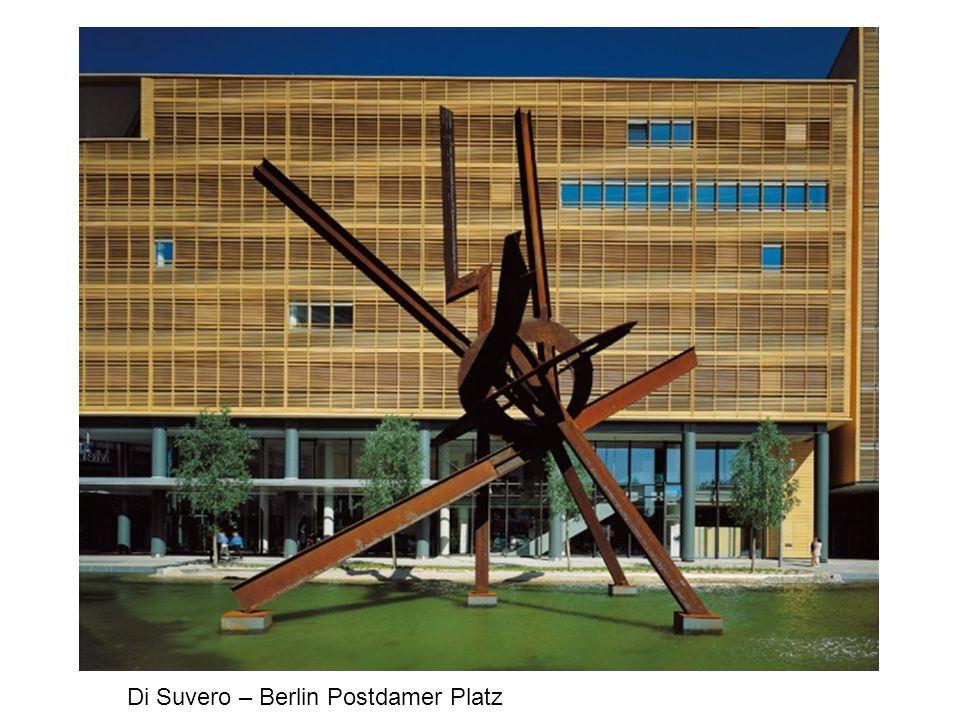 Di Suvero – Berlin Postdamer Platz
