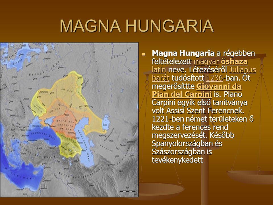 MAGNA HUNGARIA