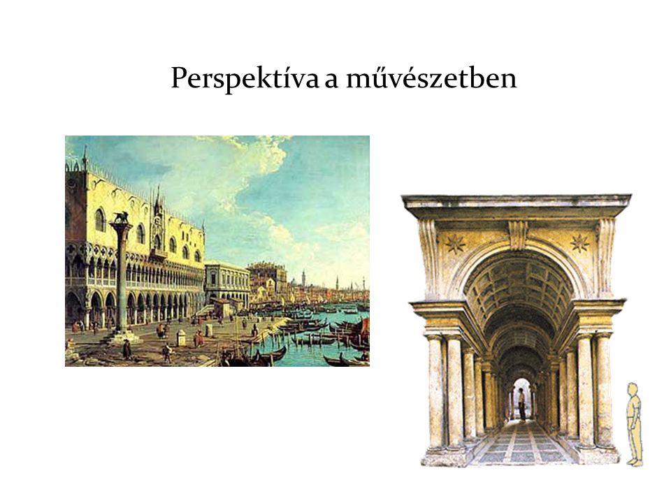 Perspektíva a művészetben