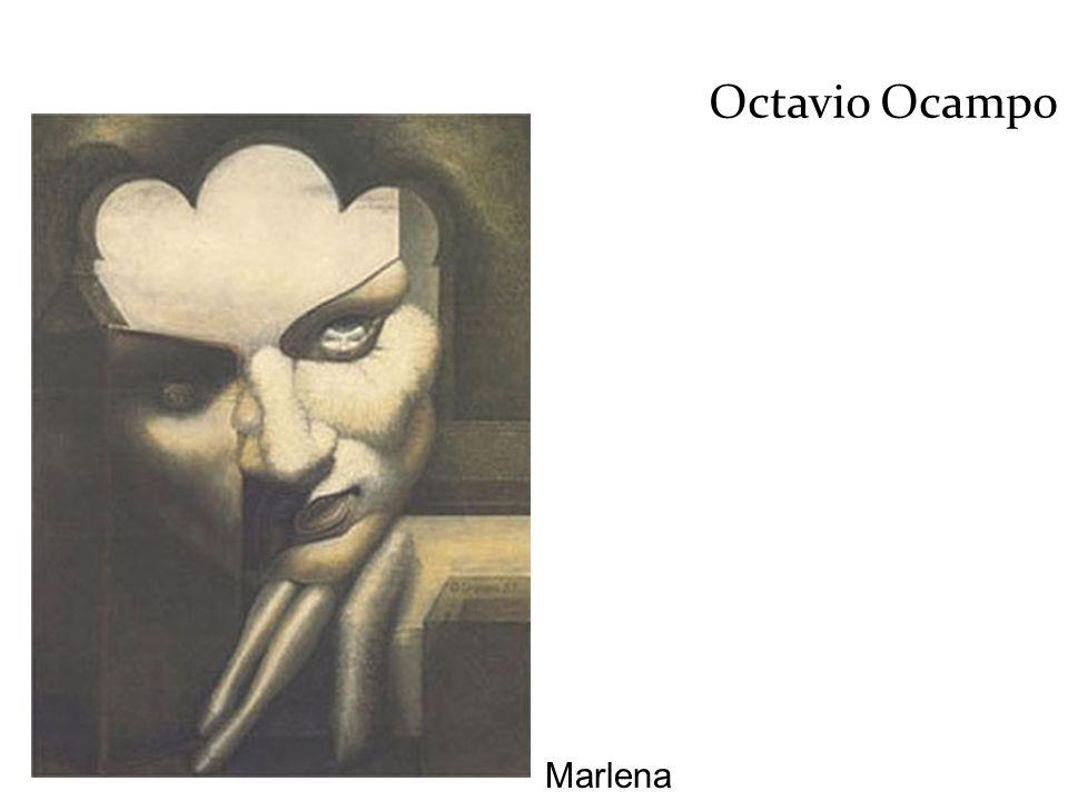 Octavio Ocampo Marlena
