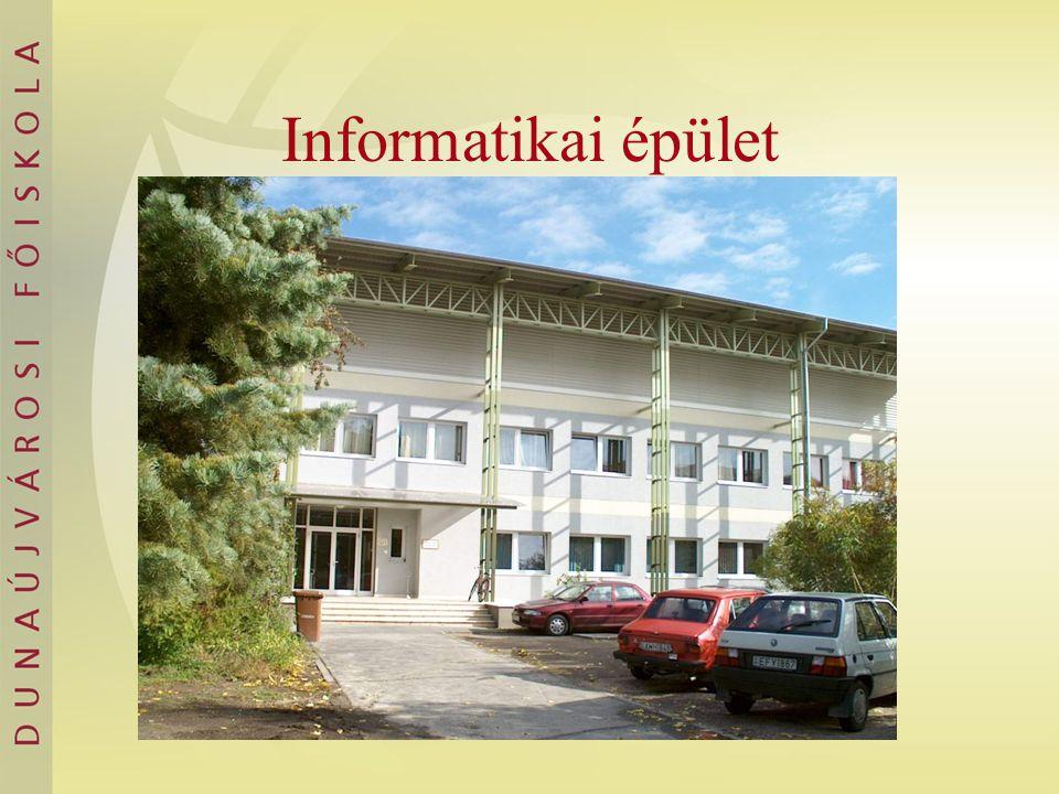 Informatikai épület