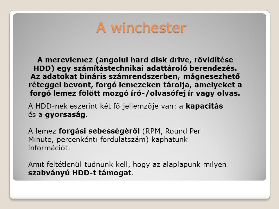 A winchester