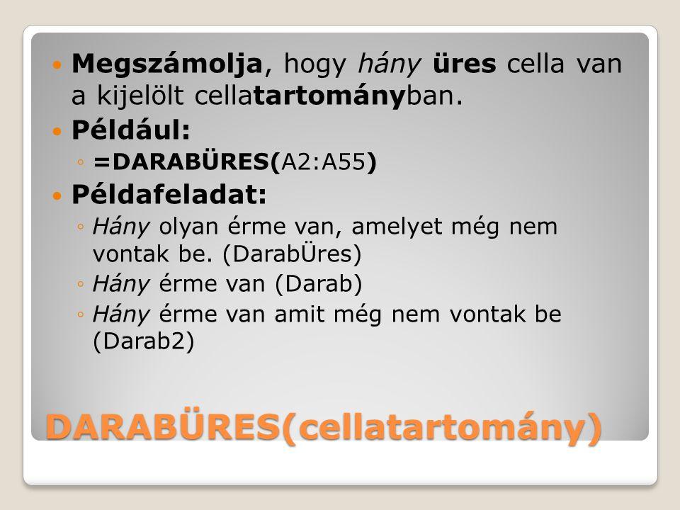 DARABÜRES(cellatartomány)
