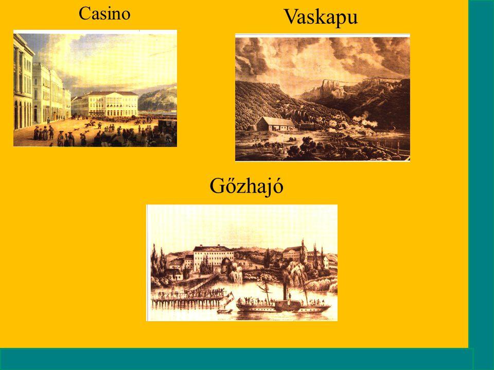 Vaskapu Gőzhajó Casino