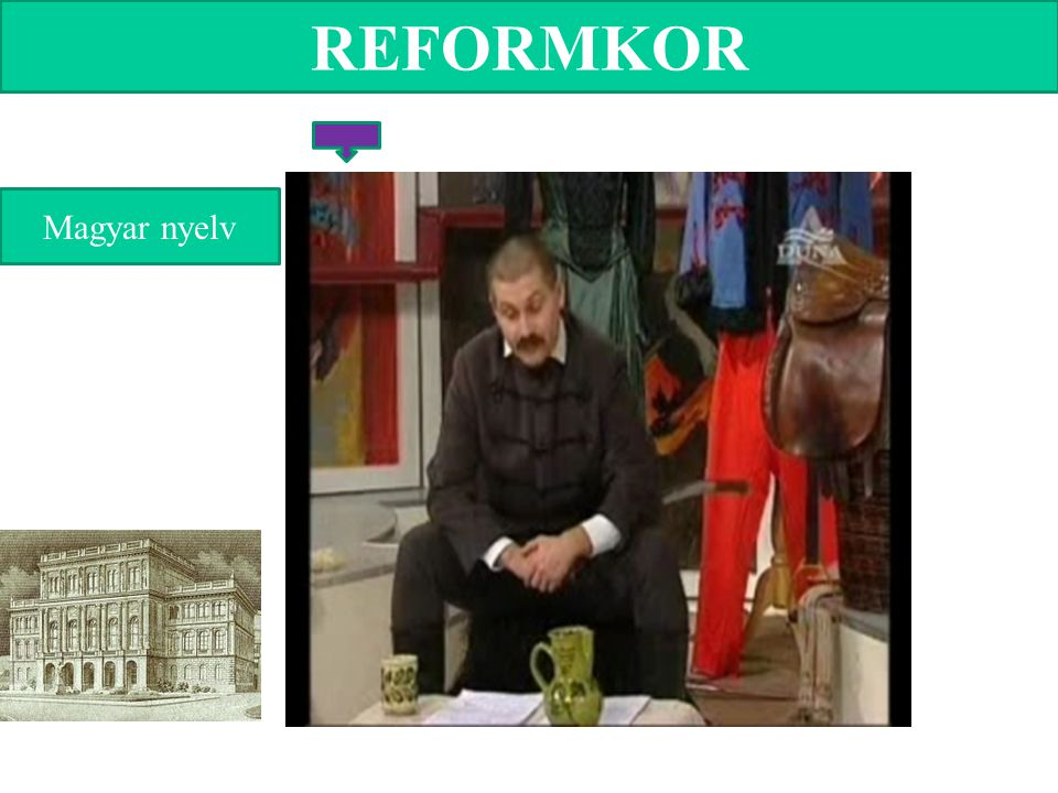 REFORMKOR Magyar nyelv