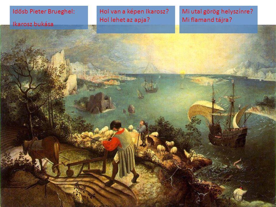 Idősb Pieter Brueghel: