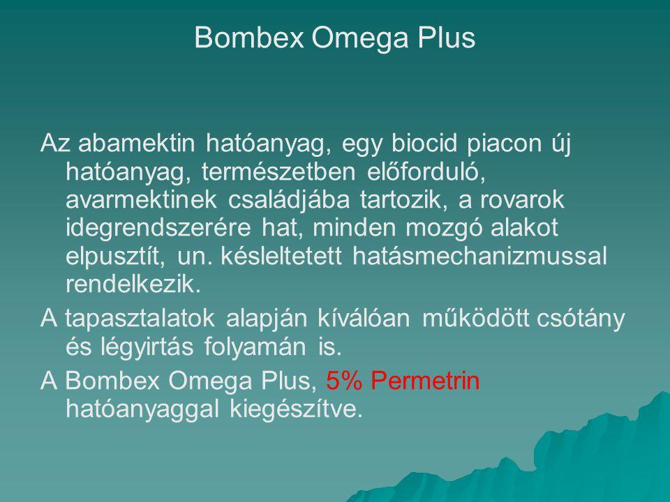 Bombex Omega Plus