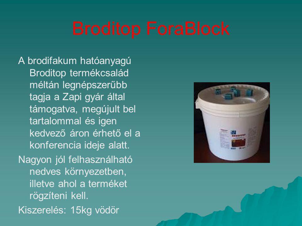 Broditop ForaBlock