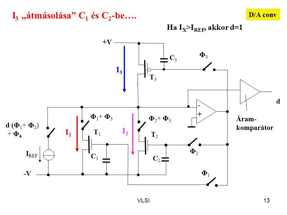 """I3 """"átmásolása C1 és C2-be…."""