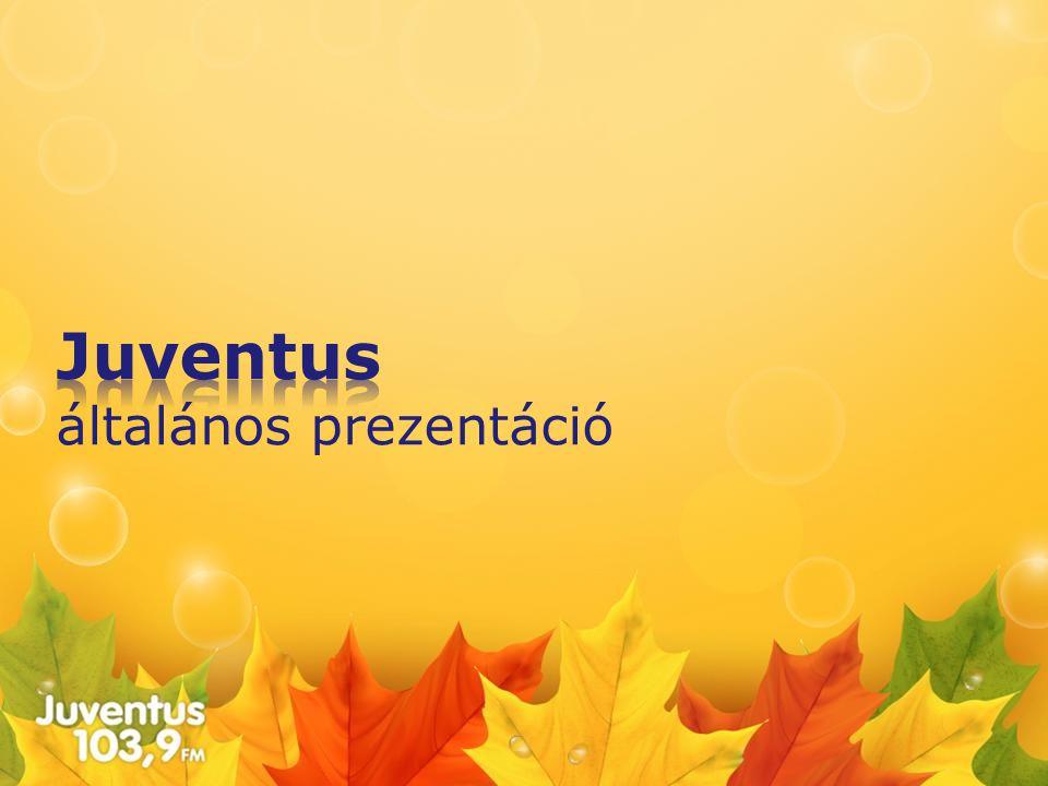 Juventus általános prezentáció