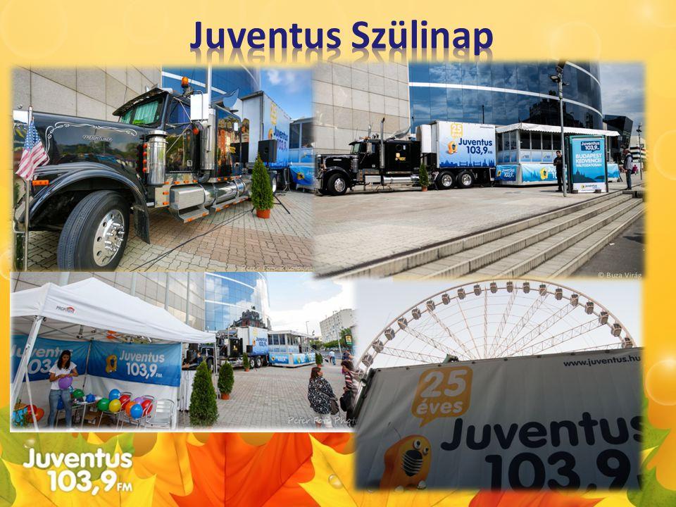 Juventus Szülinap