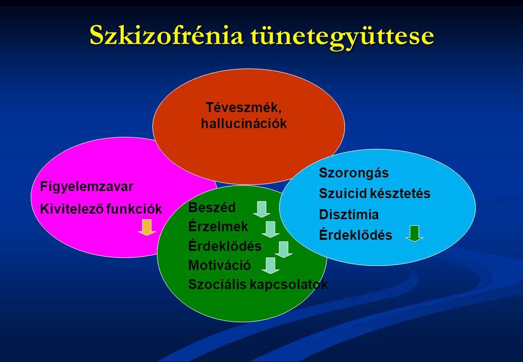 Szkizofrénia tünetegyüttese