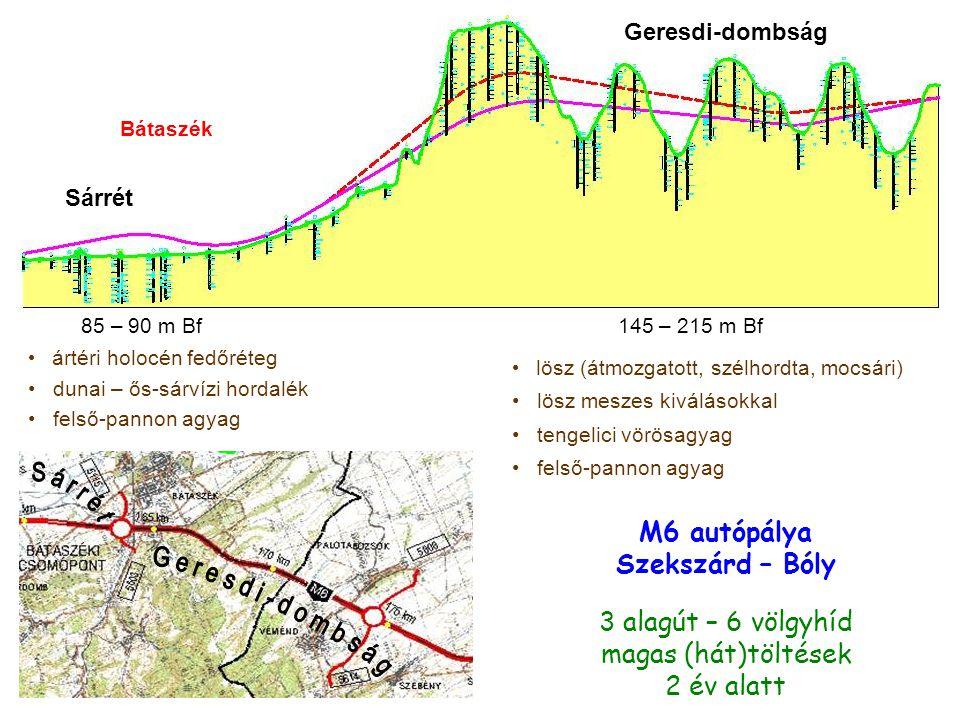 M6 autópálya Szekszárd – Bóly