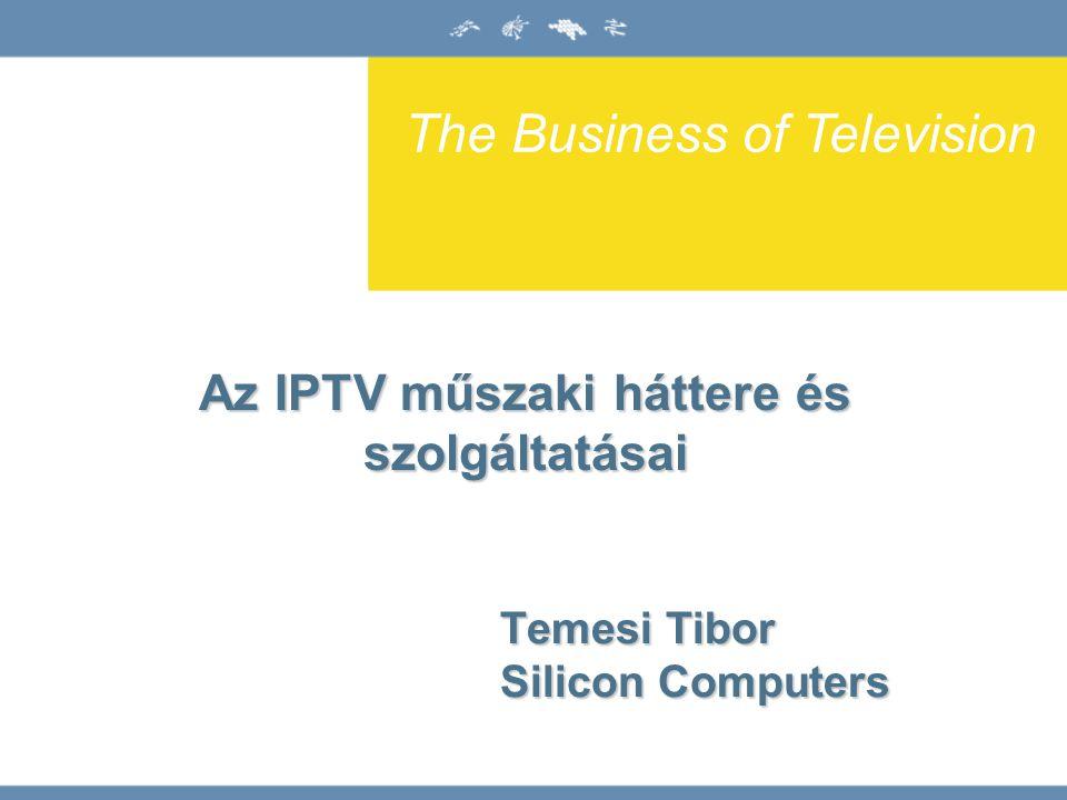 Temesi Tibor Silicon Computers