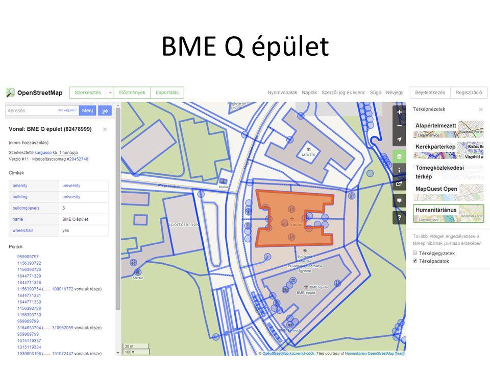 BME Q épület