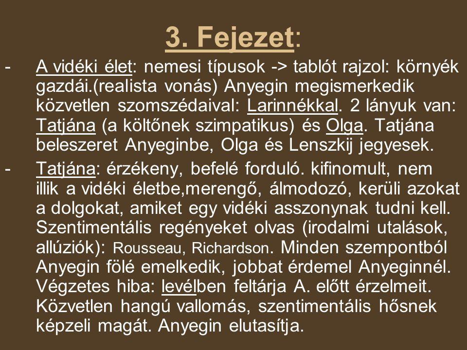 3. Fejezet: