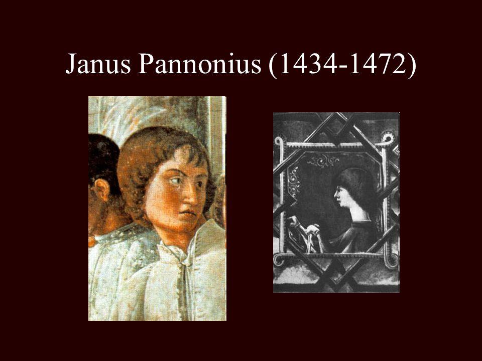 Janus Pannonius (1434-1472)
