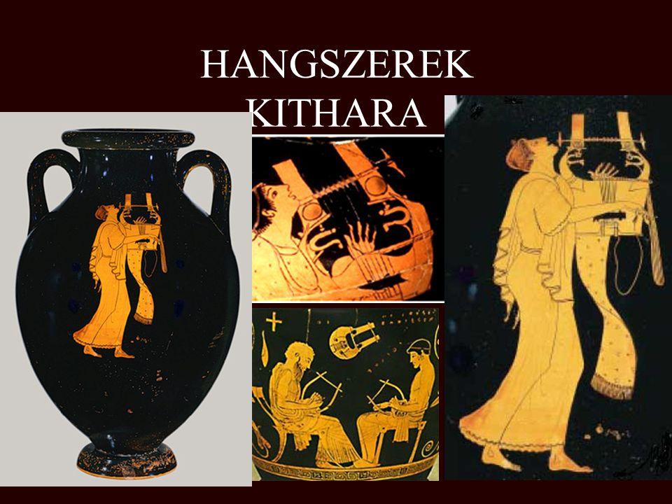HANGSZEREK KITHARA