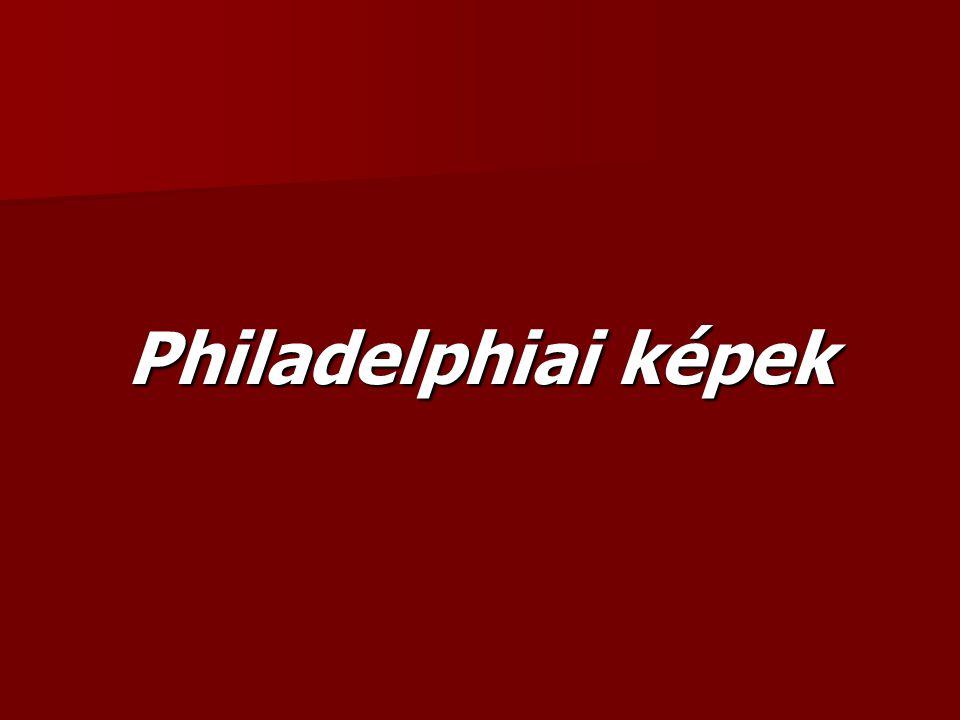 Philadelphiai képek