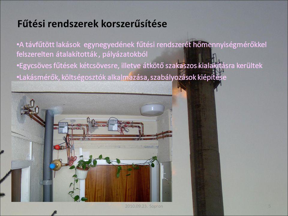 Fűtési rendszerek korszerűsítése