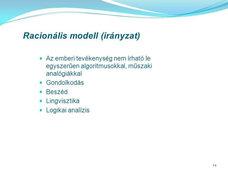 Racionális modell (irányzat)