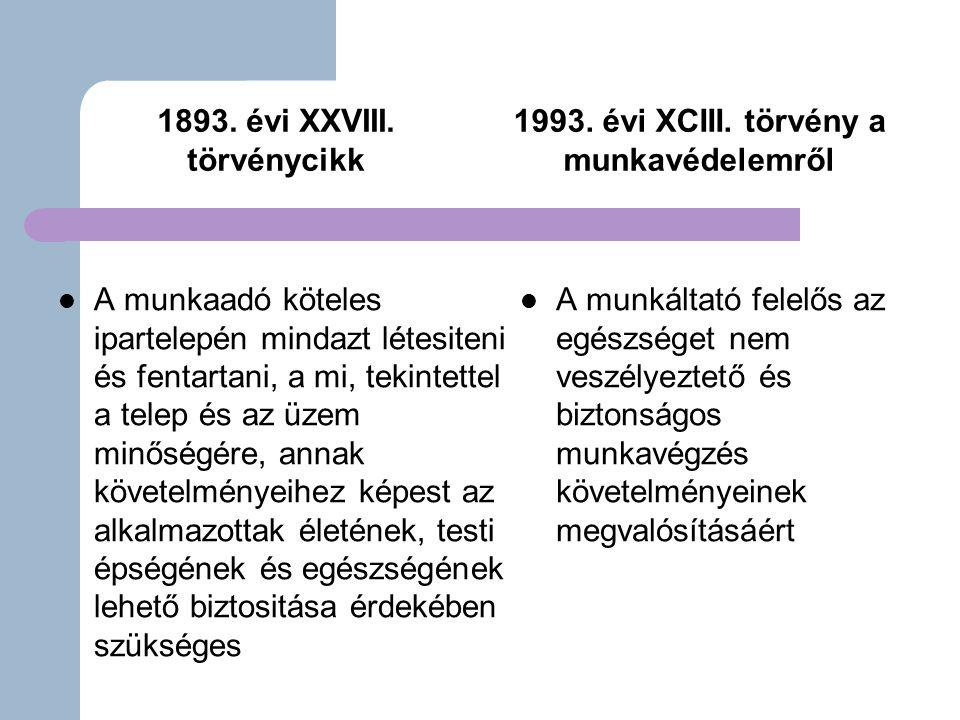 1893. évi XXVIII. törvénycikk
