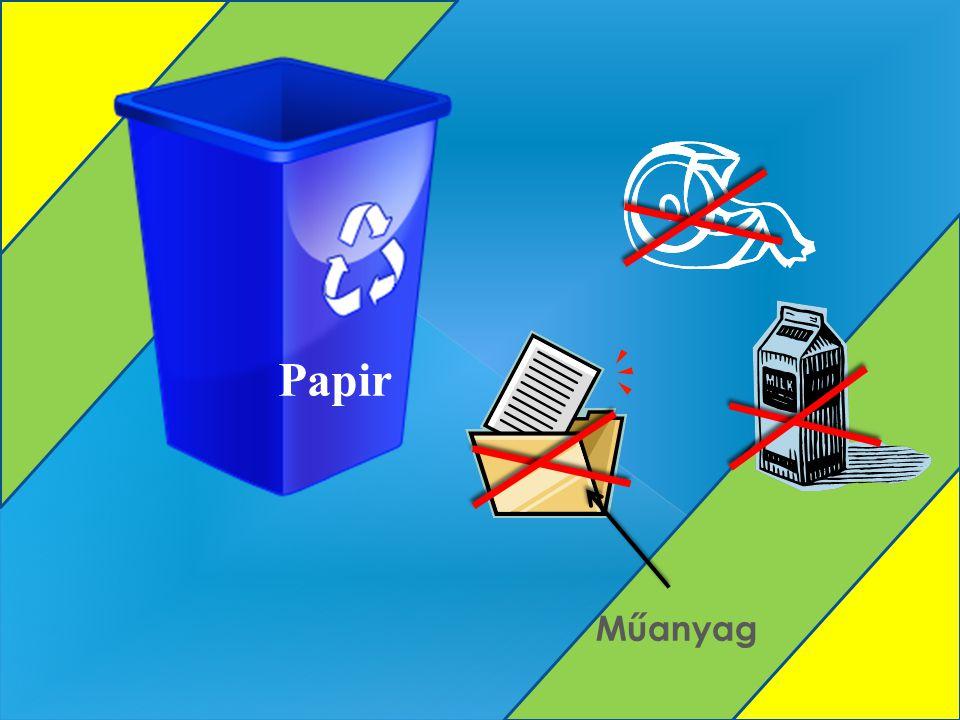 Papir Műanyag